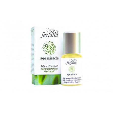 Huile visage Age Miracle