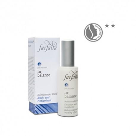 Emulsion soin matifiante In Balance 30 ml