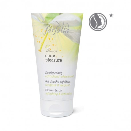 Gel de douche exfoliant Daily Pleasure 150 ml