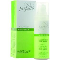 Fluide contour des yeux Aloe -Shea 30 ml