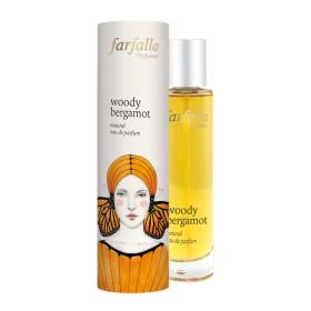 WOODY BERGAMOT, parfum femme