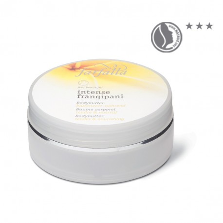 Beurre corporel Intense Frangipani 100 ml
