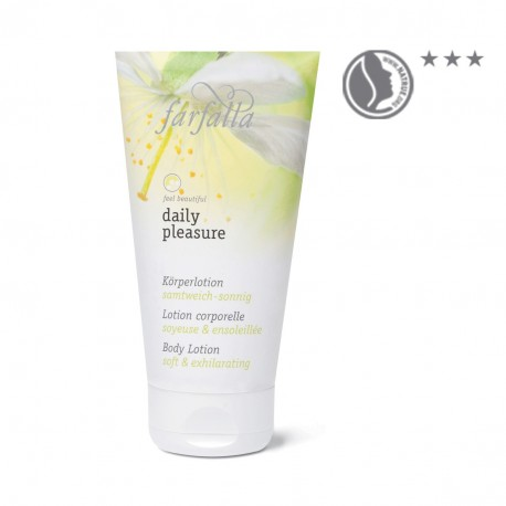 Lotion corporelle Daily Pleasure 150 ml